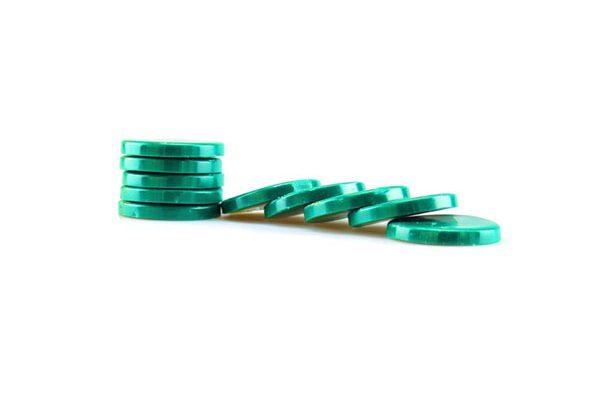 Wax discs Brazilian elastic