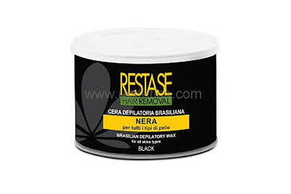 Brazilian Black Elastic Wax Canned Refill