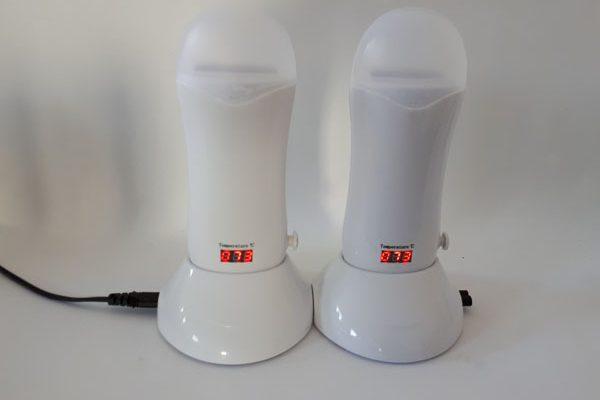 Digital wax cartridge heater Duo