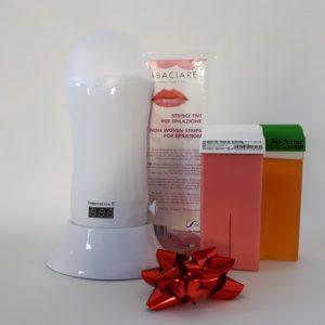 Digital wax heater kit bio