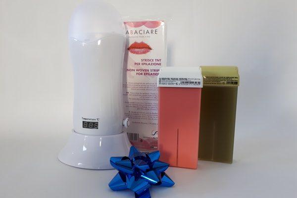 Digital wax heater kit normal