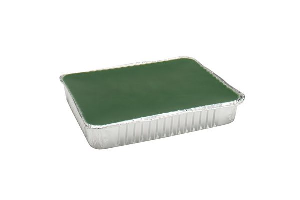 Green Chlorophyll Tray Wax