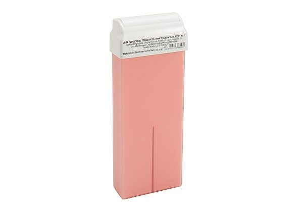 Wax Cartridge titanium rose waxing 100ml wide cartridge head