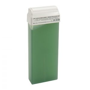 Roll on wax with green chlorophyll 100 ml