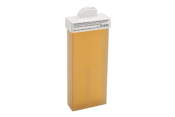 Wax cartridge yellow honey 100ml waxing medium cartridge head