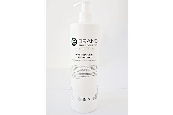 Post-waxing Bio Care Oil Kamilla Oliva 500 ml