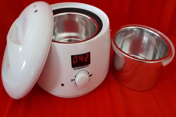 pro wax digital wax heater 500 ml