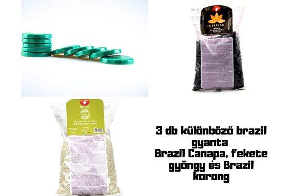 Wax mix brazil