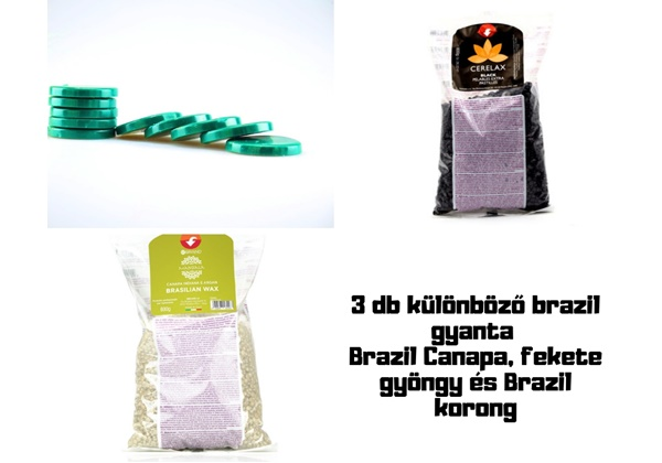 brazil wax